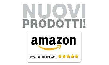 Nuovi prodotti Amazon