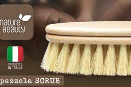 Spazzola SCRUB